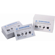 Technical Cleaning Cards for card readers and thermal printer