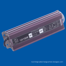 IP67 Waterproof 150W LED Lamp Driver DC12V Driver