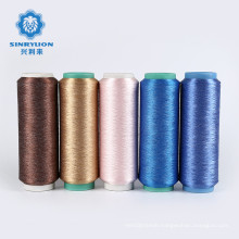 High quality  colorful low melting nylon yarn DTY blended thick yarn for gloves