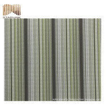 durable room 3d vinyl woven wall covering with cheap price