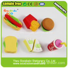 Potlood Rubber Eraser Pvc Bag Eraser Company