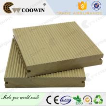 Qingdao fabricante compósito de madeira dock wpc decking