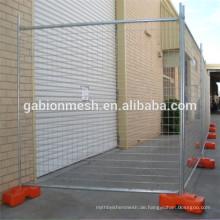 Fabrik Temporärer Zaun entfernbarer Zaun temporärer Zaun alibaba China