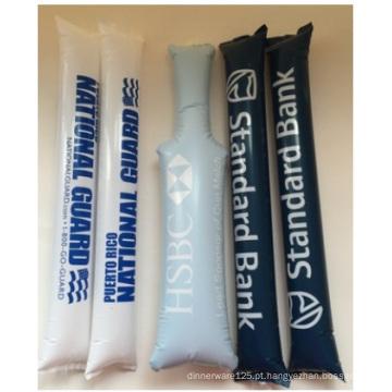 Barra de reabastecimento personalizada Pomotional do clube da propaganda, varas do elogio da lâmpada dos fãs de basebol do La-La-La
