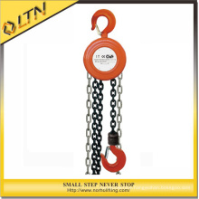 20 Ton Hoist Type Swivel Hook&Chain Block Ce GS TUV Approved