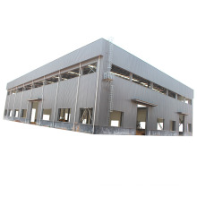 Made In China Small Metal Fabrication Corrugated Light Steel Structure Workshop Construction Building Plans