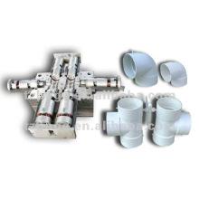 PVC-Rohrform
