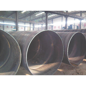 helical steel pipe