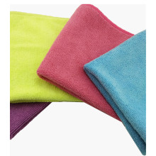 Supply Warp Knitted Microfiber Car Cleaning Fabric
