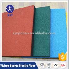 Yichen excellent rebound EPDM rubber floor mat