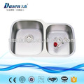 DS8252 upc best kitchen sink brand Stainless steel sink insulation