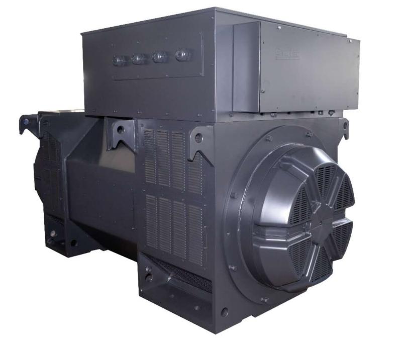 10 5kv 2000kw High Voltage Alternators