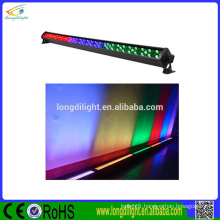 252*10mm Mega bar 13CH 50W dmx rgb led wall washer