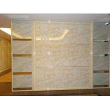 pvc laminated steel sheet;dilong pvc foil;marble foil