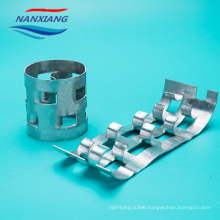 Metal Random Packing metal pall ring for Petrochemical Industry