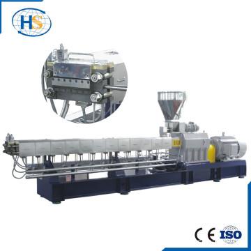 Nanjing Haisi TPU TPR Tpo Plastic Granule Extruder Machine Price