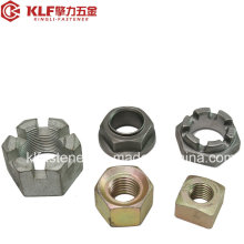 Hex Nut, PAL Nut, Flange Nut, Heavy Hex Nut, Hex Cap Nut, Round Nut, Slotted Nut