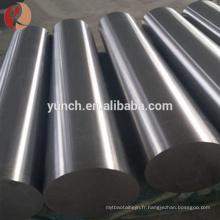 Zr702 Pure Zirconium Bar Metal Prix