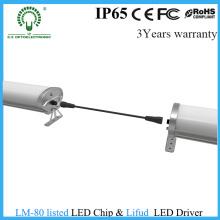 LED Tri-Proof Rohr Licht 3 Jahre Garantie Fabrik Preis