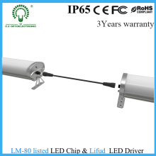 LED Tri-Proof Tube Light 3years Warranty Factory Price