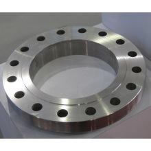 Brides de plat de joint de tour d'acier au carbone ANSI B16.5