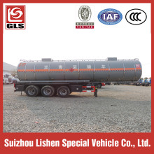Bitmen Semi Trailer Heating Bitumen Tanker