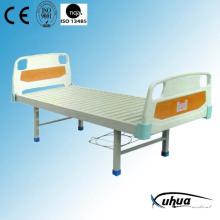 Steel Painted Hospital Plain Bed (B-7)