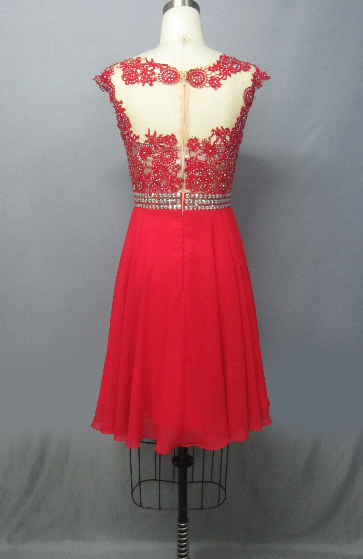 Long Formal Dresses RED