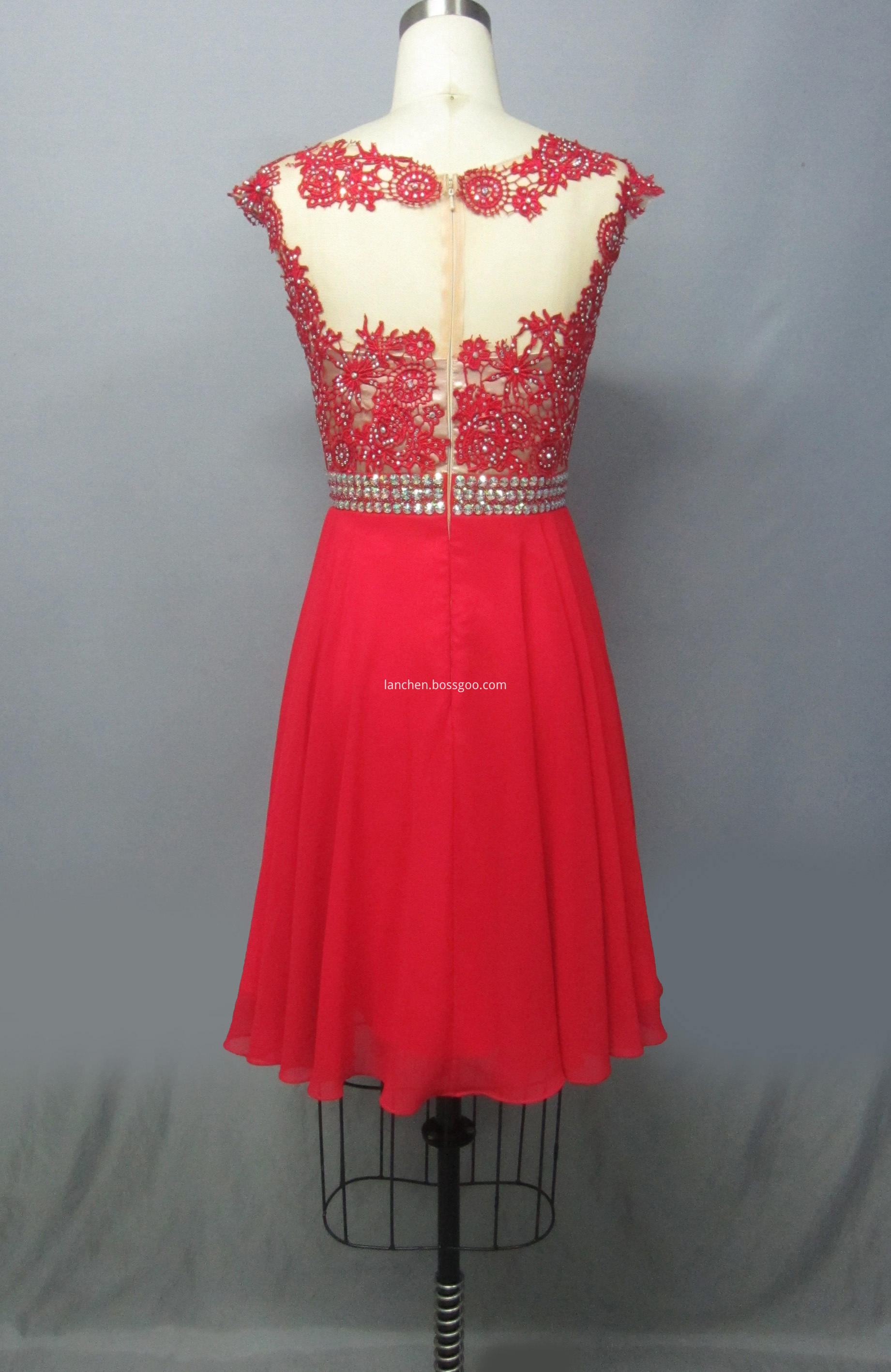 Long Formal Dresses RED