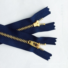 Metal Zipper for Jeans 7044