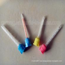 Tubo híbrido dental para el hospital