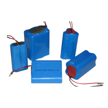 18650 4400mAh 14500 3.7V Li-ion Battery Pack