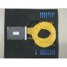 1 * 16 SC / PC Fused Optical Splitter