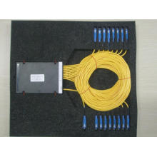 1*16 SC/PC Fused Optical Splitter