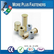 Made in Taiwan Self Clinching Stud und Teile Self Clinchen Stand Off Self Clinching Lock Nut