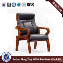Wooden/Metal Leg Conference Meeting Board Room Office Chair (HX-CF035)