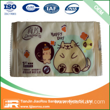 High Quality for Baby Wet Wipes Thick Friendly Organic Degradable Baby Wet Wipes export to Chile Wholesale