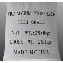 Additif de qualité alimentaire Tricalcium Phosphate TCP