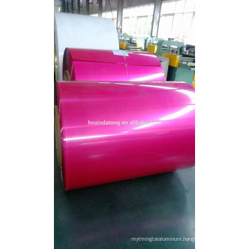 pre-painted aluminium coil supplier