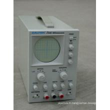 Oscilloscope à canal unique pour compteur éducatif J2459
