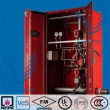 Ensemble de protection contre le feu Deluge intégré DV-5 Red-E