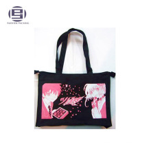 Pictures printing non-woven fabric shopping bags