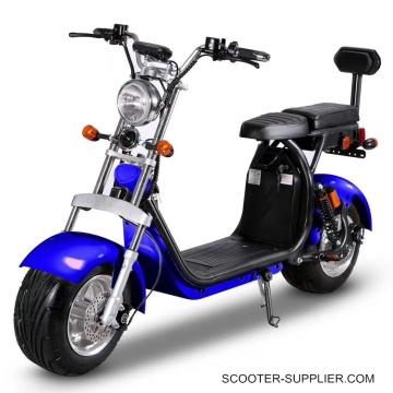 Citycoco Fat pneu com auto-equilíbrio elétrico de duas rodas