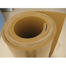 Folha de borracha da natureza NR 1mm folha de borracha Rolls