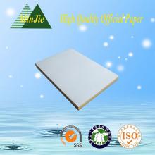 Heißes verkaufendes 70g-80g weißes Kopierpapier für Büro mit Qualität