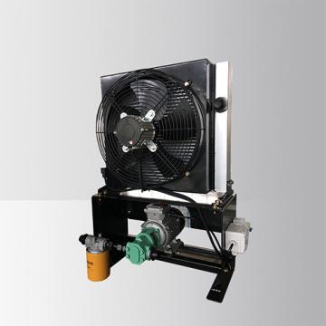 Ölgekühlter Wärmetauscher
