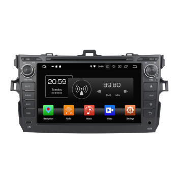 PX5 Android Powered Units untuk Corolla 2006-2011