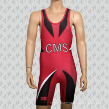 2015 Custom Fashion Wrestling Singlets