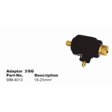 Adaptador de enchufe y receptáculo de junta de cable 3 / 8G 16-25mm²
