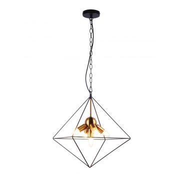 Simple Modern chandelier with Led bulbs